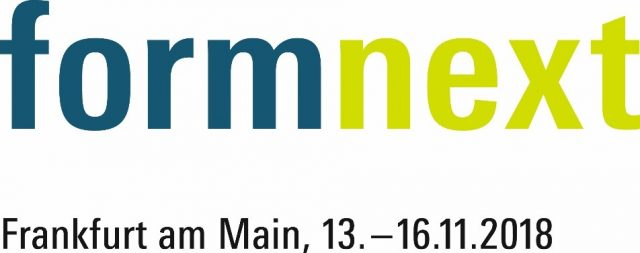 formnext <br />Frankfurt am Main, 13.-16.11.2018